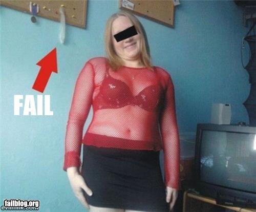 Sexy Photo Fail