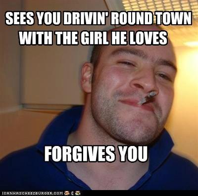 Good Guy Greg: F's You