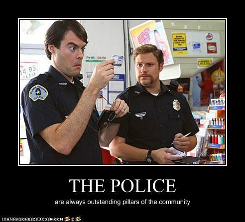bill hader,cops,police,Seth Rogen,superbad