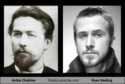 Anton Chekhov Totally Looks Like Ryan Gosling