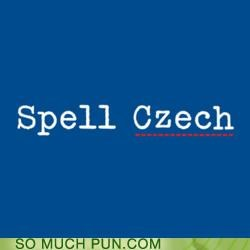 Spell Czecher