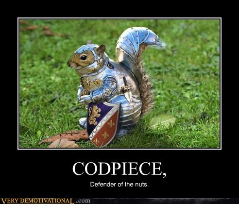 CODPIECE,