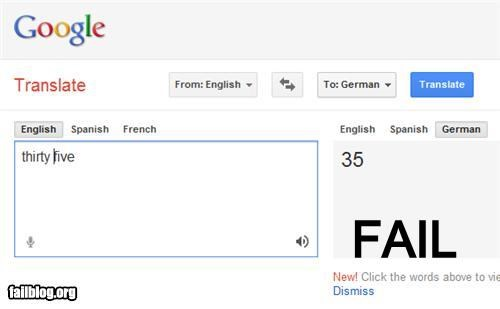 Google Translate Fail