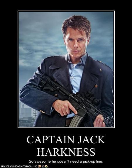Captain Jack Facts