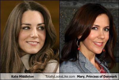 Kate Middleton Totally Looks Like Mary, Princess of Denmark