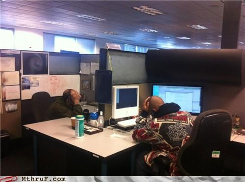 Tech Support, in its Natural Posture