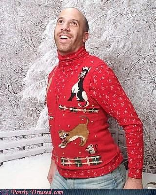 christmas,cold weather,fall,Hall of Fame,halloween,holidays,thanksgiving,ugly sweaters,winter weird