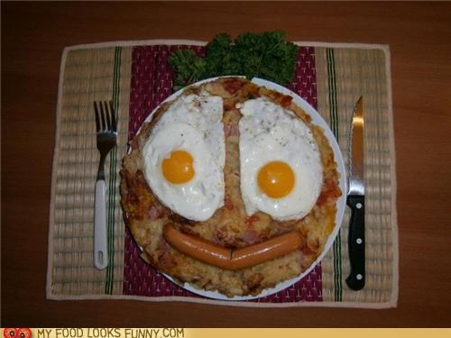 breakfast,derp,eggs,face,hash browns,sausage