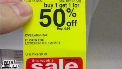 lotion,Movie,pop culture,sale,silence of the lambs,sticker,store,tag
