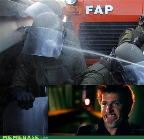 Fap the Police