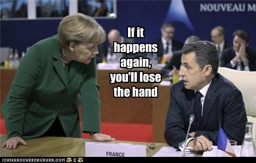 angela merkel,Nicolas Sarkozy,political pictures