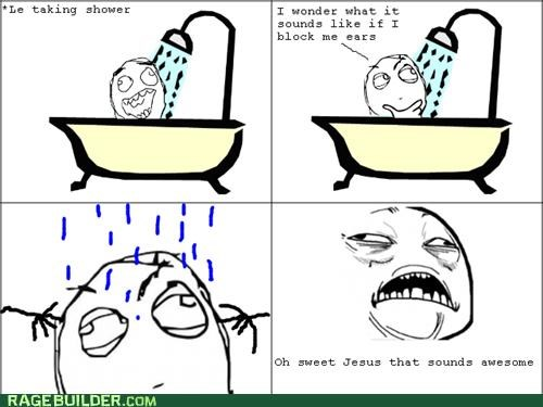 Showers Are Magic