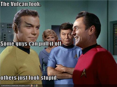 Captain Kirk,DeForest Kelley,james doohan,McCoy,scotty,Shatnerday,Star Trek,Vulcan,William Shatner
