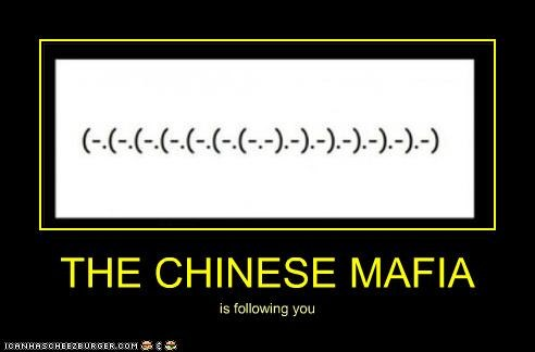 THE CHINESE MAFIA