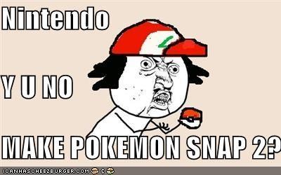 With ALL the Pokémon! PLEASE!