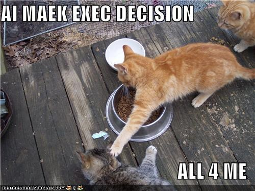 AI MAEK EXEC DECISION  ALL 4 ME