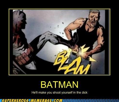 batman,crotch,shooting,Super-Lols,wtf