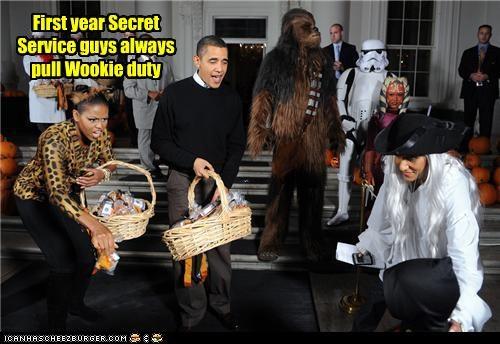 barack obama,Hall of Fame,political pictures,secret service,star wars