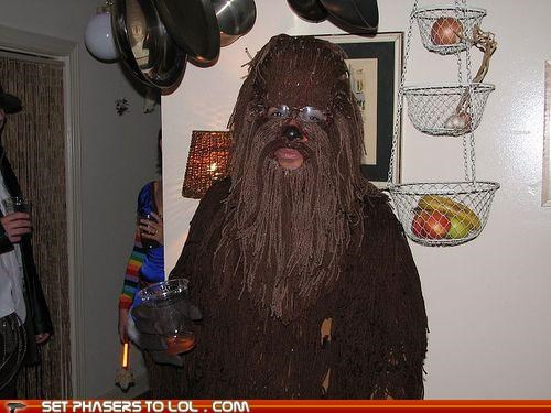 Nearsighted Wookie...