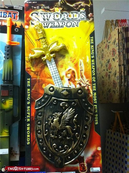 king sword,sharp things,toys,weapons