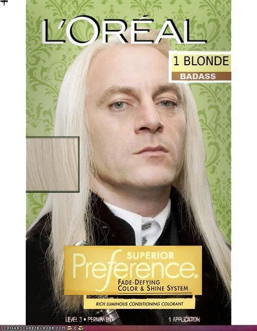 Because You're Worth It, Lucius