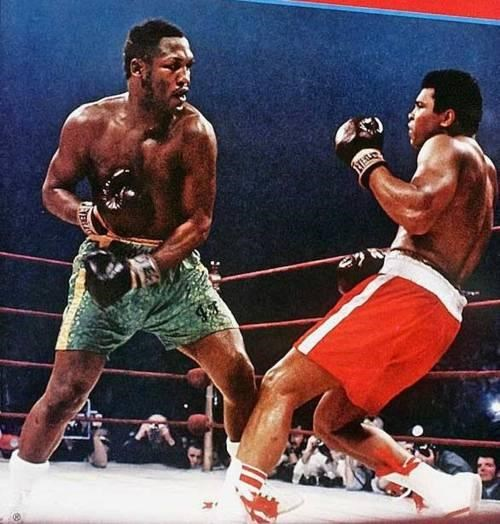 RIP: Smokin' Joe Frazier, at 67