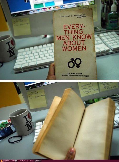 best of week,book,men,men and women,women,wtf