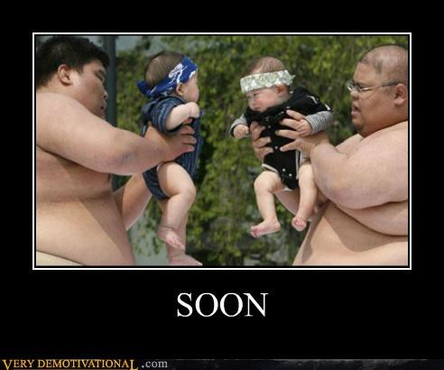 Pure Awesome,SOON,sumo,wrestling
