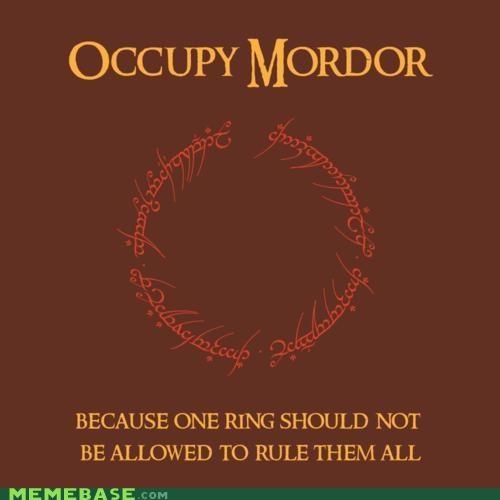 Occupy Mordor