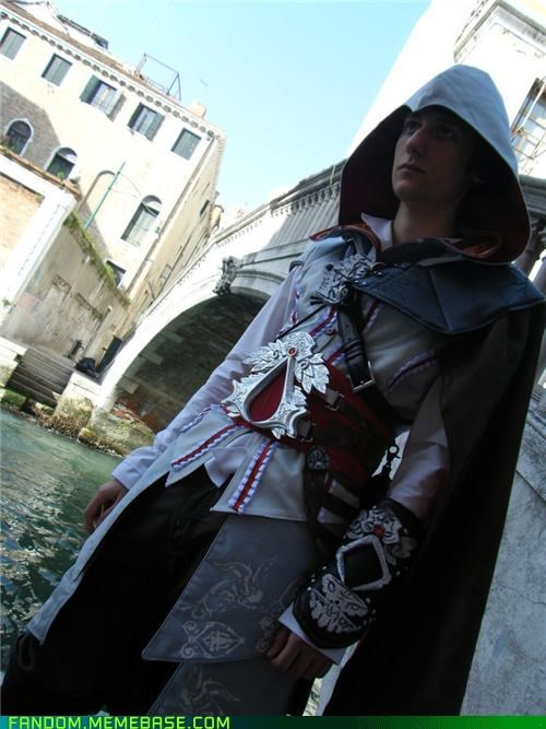 assassin,assassins creed,cosplay,video games
