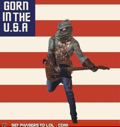 Gorn in the U.S.A.