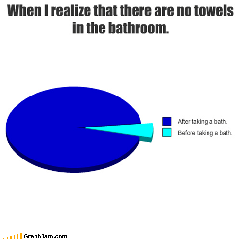 bathroom,Pie Chart,towel