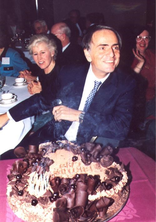 Carl Sagan Day of the Day