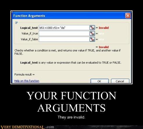 arguments,hard,hilarious,invalid,programming