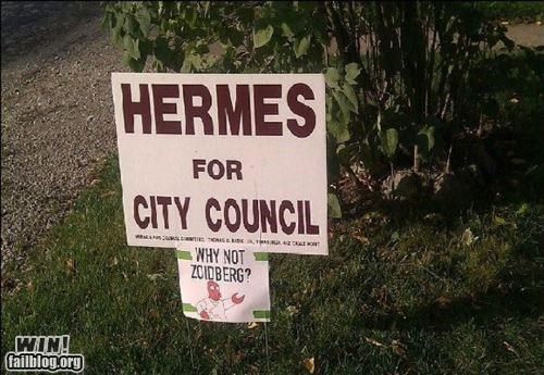 City Council WIN