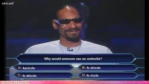 The Million Dollar Question