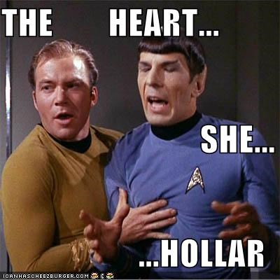 THE        HEART...                              SHE...                     ...HOLLAR