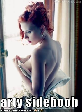 artistic,arty,bewbs,Hall of Fame,scarlett johansson,sexy