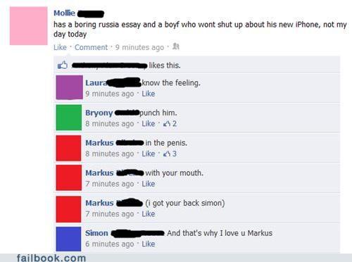 He'll Shut Up.