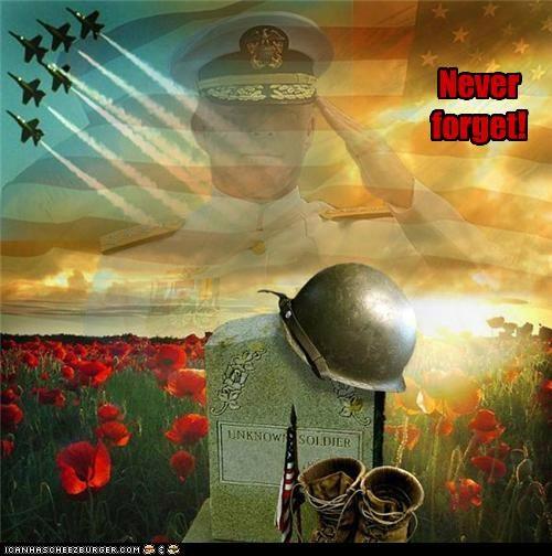 Veteran's Day - 11/11/11