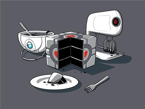 Portal Tee of the Day