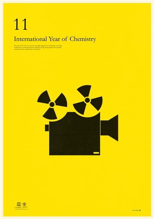 Internationella kemiåret 2011.