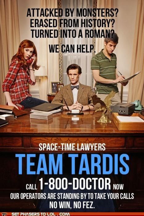 amy pond,arthur darvill,doctor who,karen gillan,Matt Smith,rory williams,tardis,team,the doctor