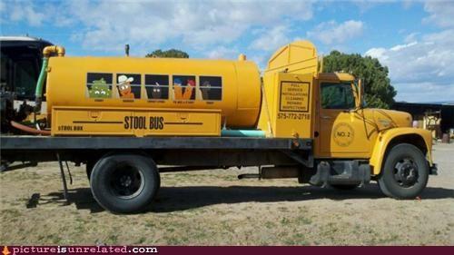bus,magic school bus,magic,school bus,stool,wtf