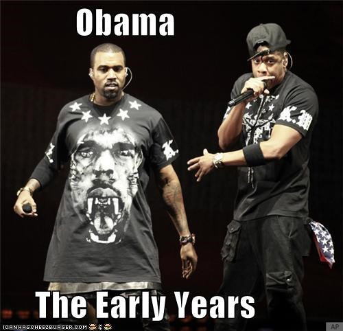 Obama       The Early Years