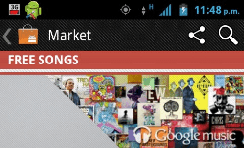 Leaked Google Music Screenshots of the Day