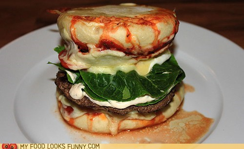 burger,cheese,pizza,spinach