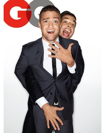 GQ Cover Subjects of the Day