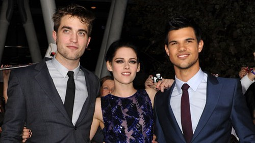 Twilight Premiere of the Day