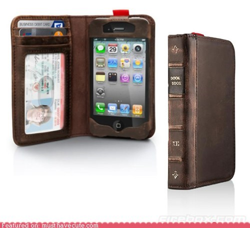 Book Book iPhone Case